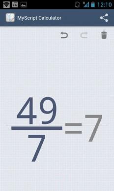 Умный калькулятор на андроид