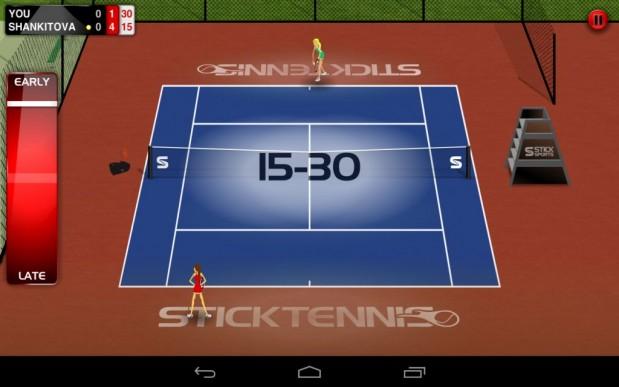 теннис андроид