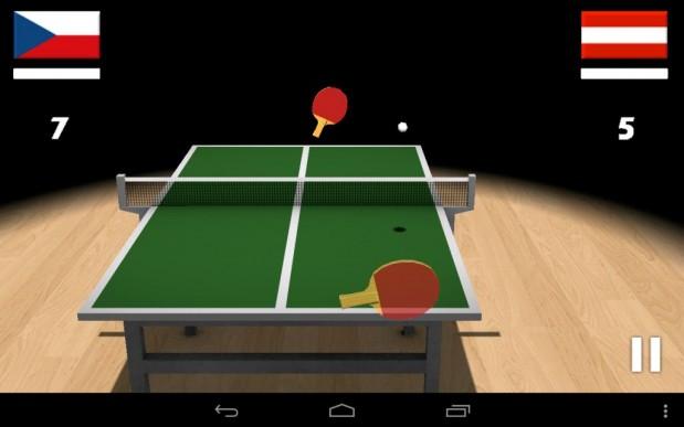теннис на андроид