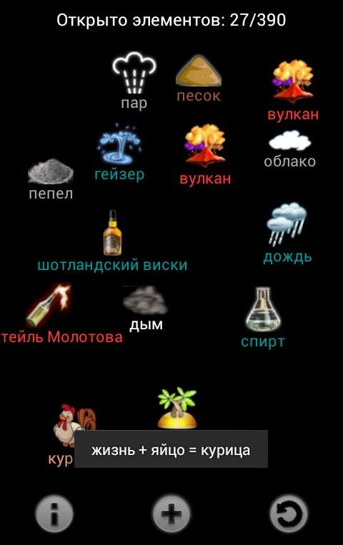 алхимия на андроид