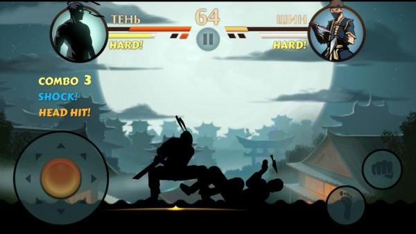 Shadow Fight 2 на андроид