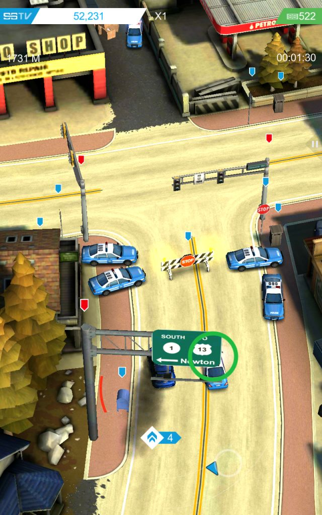 Smash Bandits Racing на Андроид