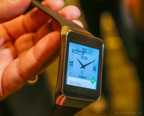 часы Samsung Gear Live