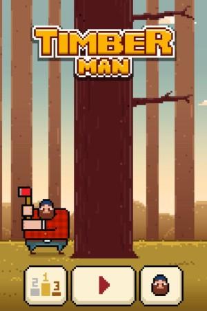 игра рубить дерево