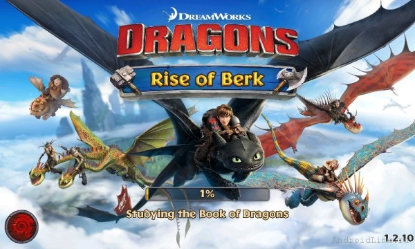 Dragons: Rise of Berk андроид