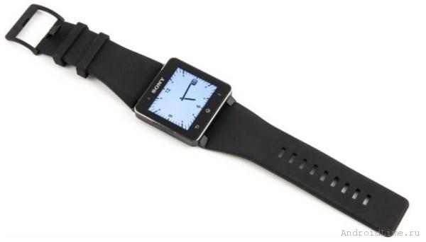часы Sony SmartWatch 2