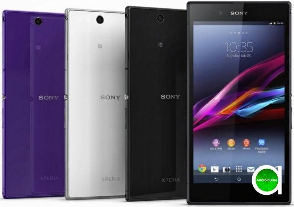 обзор Sony Xperia Z3