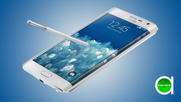 Обзор Samsung Galaxy Note Edge
