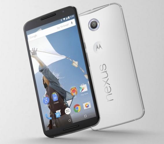 Google Nexus 6 обзор