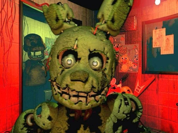 скриншоты five nights at freddy's 3