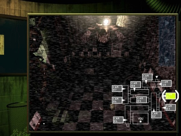 скриншоты five nights at freddy's 3