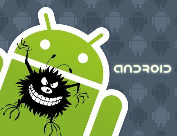 Андроид вирус