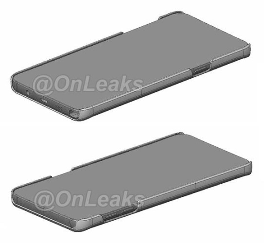 Чехол Galaxy Note 5