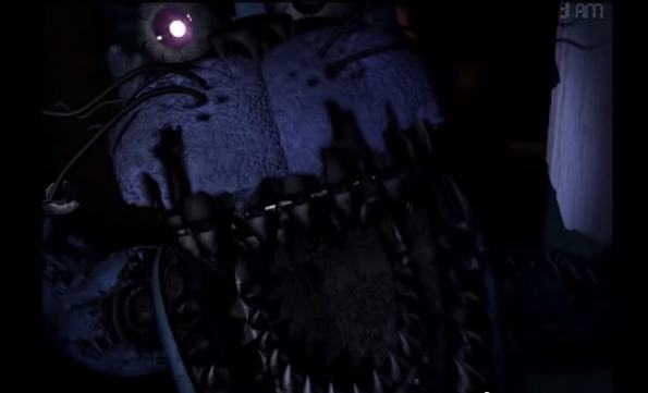 ТРЕЙЛЕР FIVE NIGHTS AT FREDDY'S 4