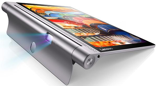 Lenovo Yoga Tablet 3 и Yoga Tablet 3 Pro