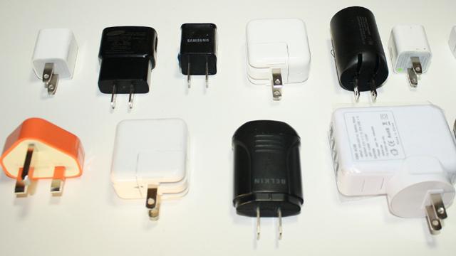 адаптеры зарядки