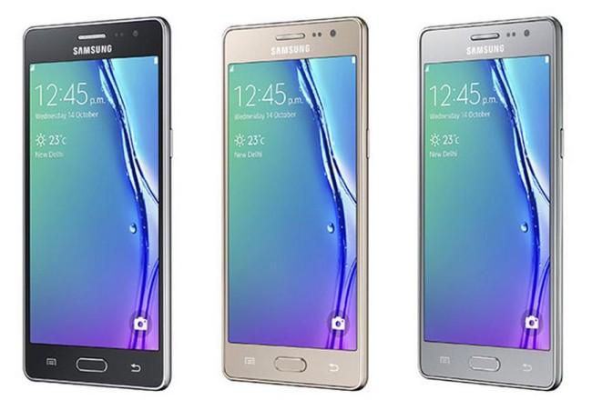 Samsung Z3 на ОС Tizen