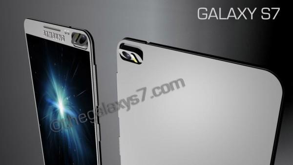 концепт Galaxy s7