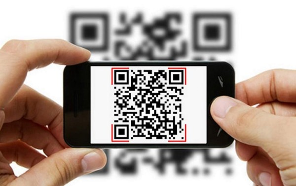 QR-код Android