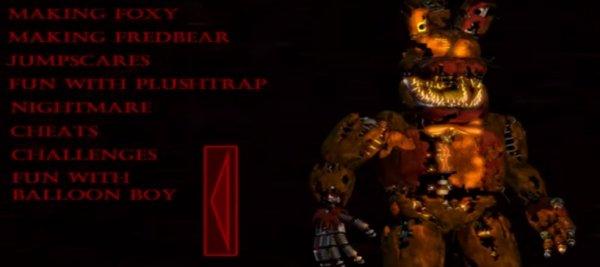 скачать игру фнаф 4 хэллоуинская версия на пк