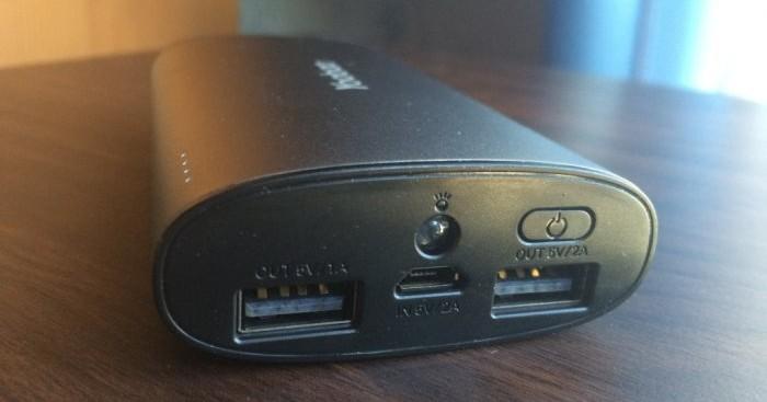 портативный аккумулятор Yoobao X3