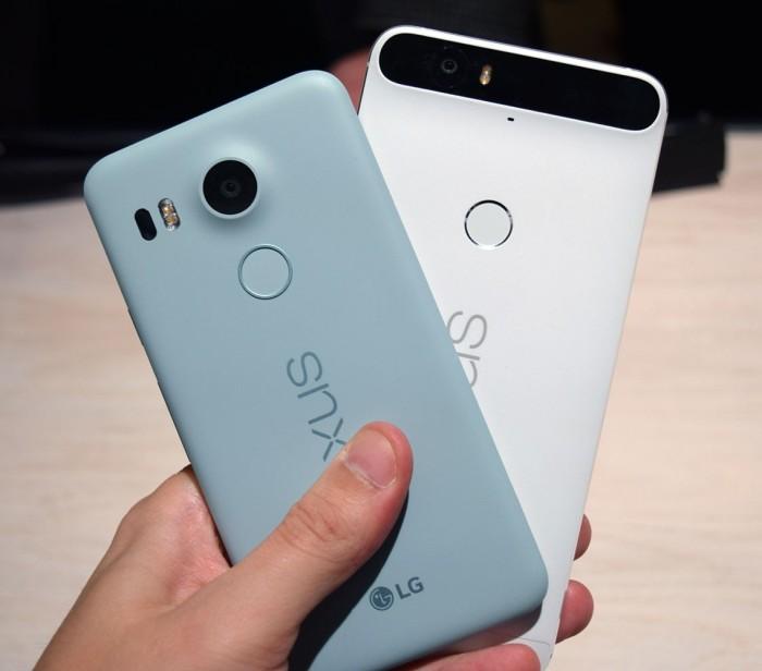 предзаказ Nexus 5X