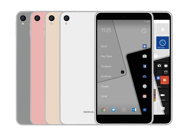 Nokia на Android