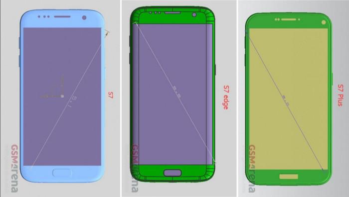 Новые флагманы Samsung