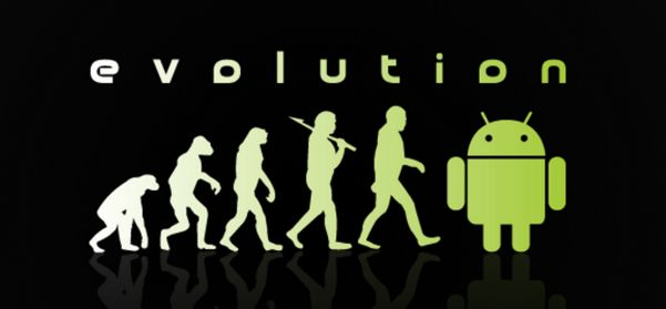 эволюция Android