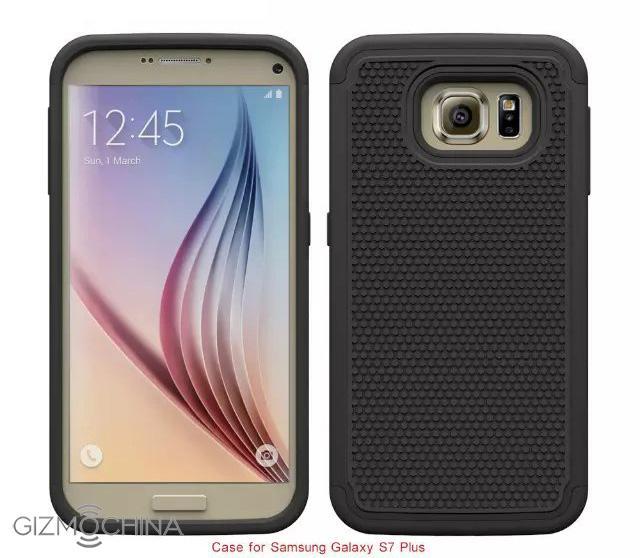 Galaxy S7 plus чехол