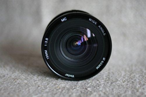 линза камеры