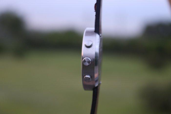 Elephone W2 кнопки