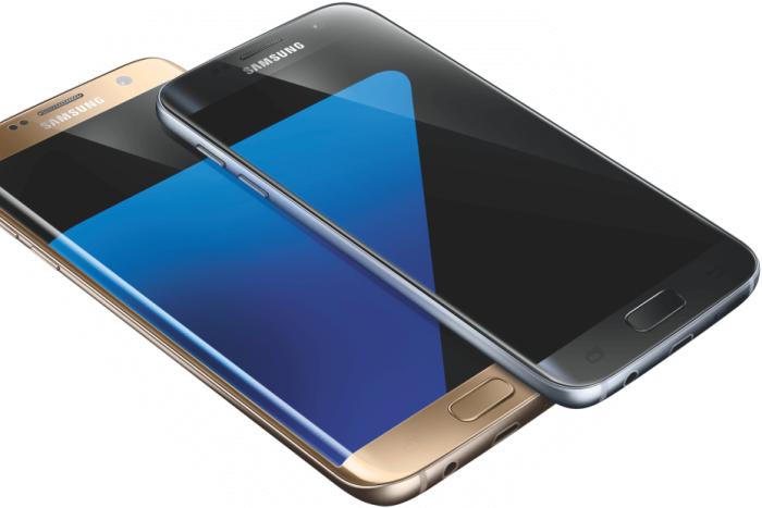 Galaxy S7 дизайн