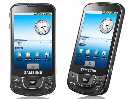 Старый смартфон