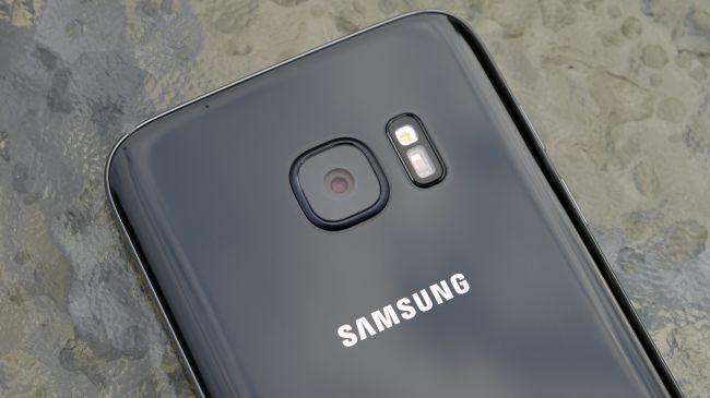 Galaxy S7 камера