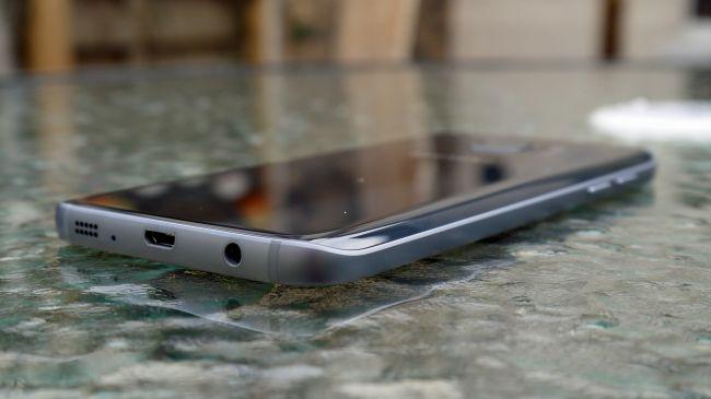 Galaxy S7 задняя панель