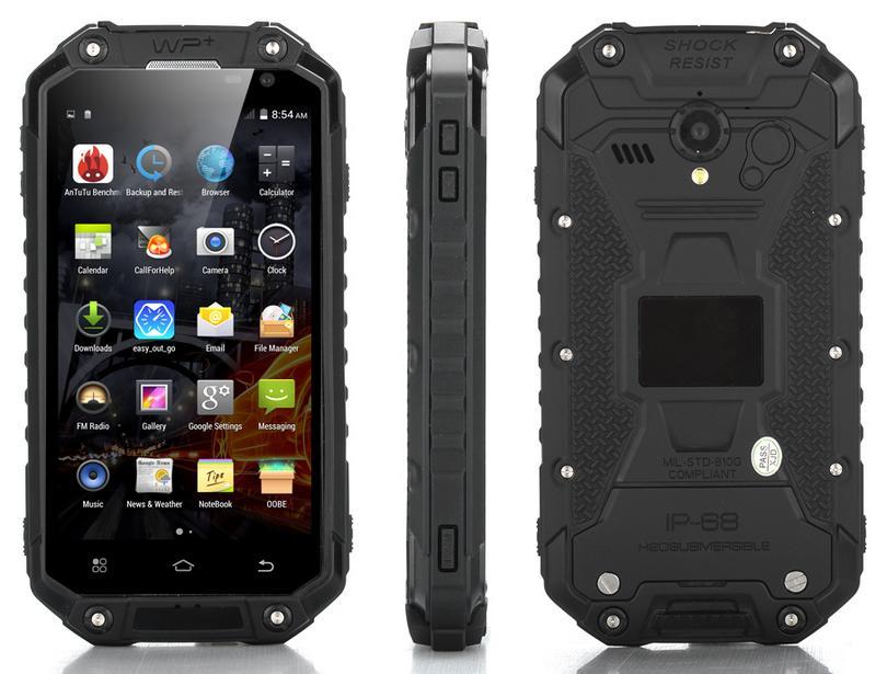 Warrior Phone Plus