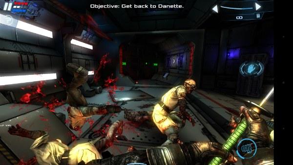 Dead Effect 2 на Moto X Play