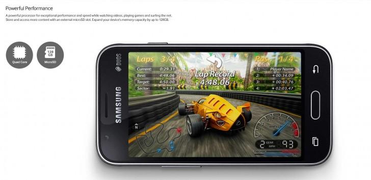 Galaxy J1 Mini