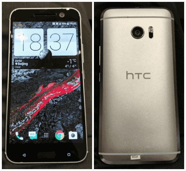 фото HTC 10