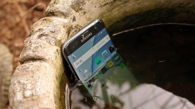 Galaxy S7 Edge самый популярный смартфон
