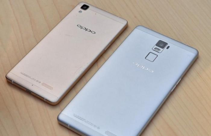 OPPO R9 и R9 Plus