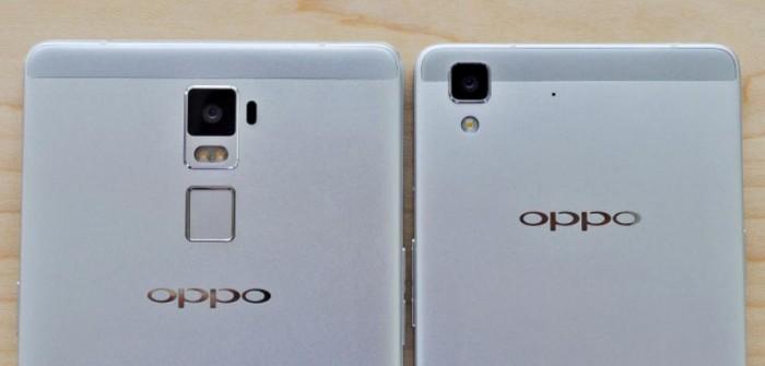 камеры OPPO R9 и R9 Plus