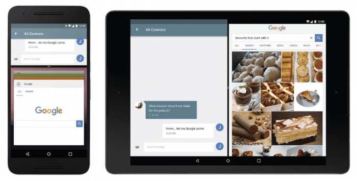 Android N Многозадачность