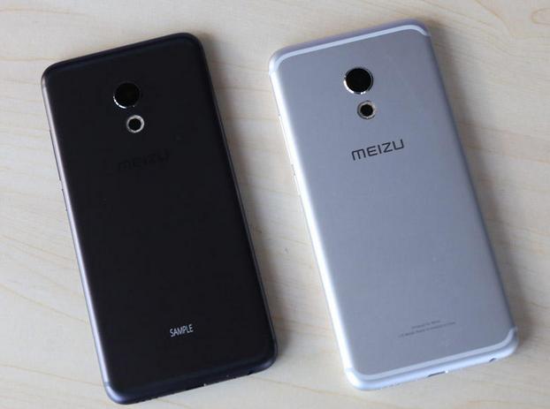 Meizu Pro 6 черный серебристый и черный