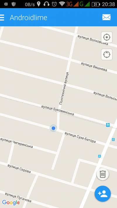 Моя семья - GPS локатор