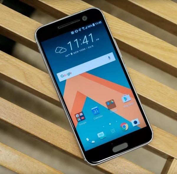 HTC 10 дисплей