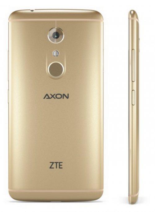 Axon 7 золотистый