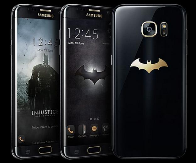 Galaxy S7 Injustice