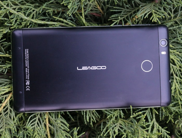 Камера Leagoo Shark 1